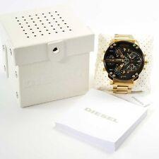 Reloj Cronógrafo totalmente Nuevo Para Hombre Diesel DZ7333 Mr. Daddy 2.0' 4 zonas horarias