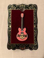 Hard Rock Cafe Pin ~ Core Guitar ~ Los Angeles ~ New on Original Cardboard