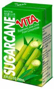 (12x250ml) Vita Sugarcane Juice Drink