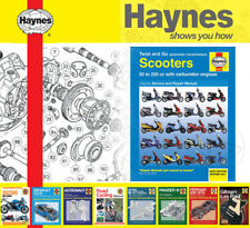 Haynes Service / Repair Manual for Piaggio X8