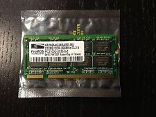 ProMOS 512Mb DDR-266MHz PC2100 200-pin SODIMM - V826664G24SASG-B0 Laptop Memory