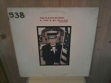 """MADNESS uncle sam 12"""" MAXI 45T"""