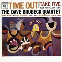 Brubeck- DaveTime Out (Solid Orange Vinyl) (New Vinyl)