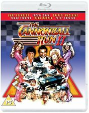 The Cannonball Run II [Dual Format Edition - DVD & Blu ray] NEW & SEALED     (2)