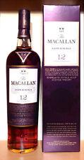 """Macallan 12 ANNI GRAN RESERVA Sherry Wood Cask 45,6%/0,7l """"rarità"""""""
