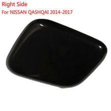 Front Right Bumper Headlamp Washer Nozzle Cap Cover for Nissan Qashqai 2014-2017