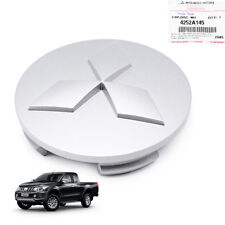 Wheel Center Cap Cover Trim Black For Mitsubishi L200 Triton 2016 - 2017