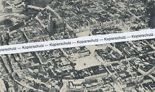 Breslau in Schlesien -  Wrocław - Altstadt - Luftbild - um 1935      J 7-6