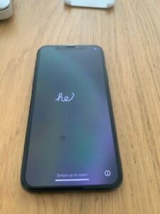 Iphone XS 256G Black, Unlocked. READ DESCRIPTION