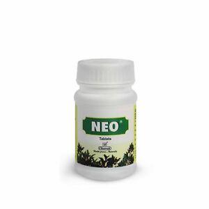 Charak NEO 75 Tablets   Herbal   Ayurveda   Free Shipping