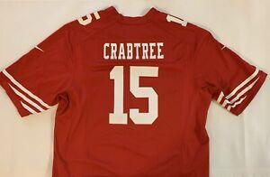 Michael Crabtree San Francisco 49ers NFL Jerseys for sale | eBay
