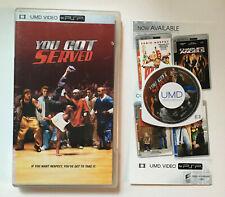 You Got Served - UMD Video - Movie - Sony Playstation Portable PSP