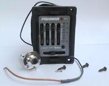 NEW Fishman Classic 4T BASS Acoustic Guitar Preamp EQ