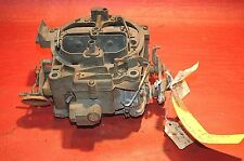 1966 7036200 Q-JET DATED E6 CHEVY 396/325HP AT ROCHESTER CALIF  CARB USED
