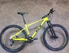 NEW GT ZASKAR  CARBON ELITE ,MOUNTAIN BIKE MTB,SLX ROCKSHOX , list 2900!