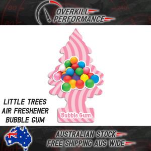 Little Trees Air Freshener Bubblegum - Car Truck Taxi Uber Home Office
