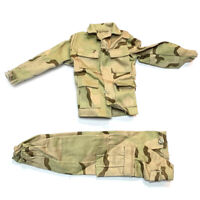 "New 1/6 21st Century WWII DESERT Uniform Set For 12"" The Ultimate Soldier GI Joe"