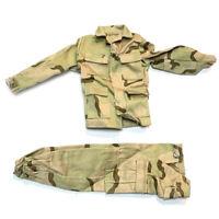 "New 1/6 21st Century WWII DESERT Uniform Set For 12"" The Ultimate Soldier GI Joe"