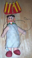 Fred Flintstone Marionette Puppet; 1962 by Knickerbocker Toy Co.