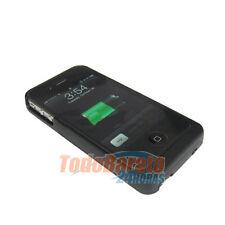 CARCASA BATERIA EXTERNA IPHONE 4G G 4S S FUNDA CARGADOR 1900 mAh ALTA CALIDAD