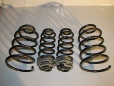 PEUGEOT 307 Coil Spring Spring Front Rear New 1628