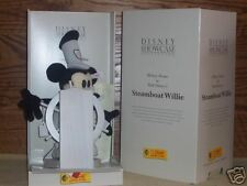 Mickey Mouse as Walt Disney's Steamboat Willie