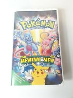 Pokemon The First Movie Edition 2000 Sealed Immaculate Condition VHS RARE