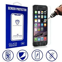 Pellicola Vetro Temperato per iPhone 7 Plus Proteggi Schermo Antigraffio HD