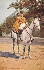 BR64781 life guards trumpeter riding horse  army military militaria england