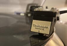 Technics EPC-205C-II MM Cartridge with Aftermarket stylus and headshell
