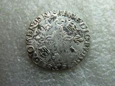 douzain aux croissants  HENRI II  1550