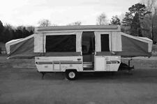 CAMPLITE by DAMON TRAILER RV OPERATIONS MANUAL -200pgs w/ Pop Up Service Repair
