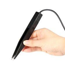 Handheld SMD Induct Test Clip Probe Tweezer for Resistor Multimeter Capacitor