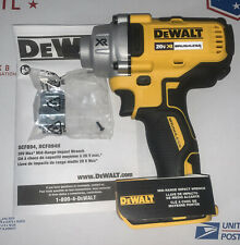 DEWALT DCF894B 20V MAX XR 1/2 in. Mid-Range Cordless Impact Wrench New