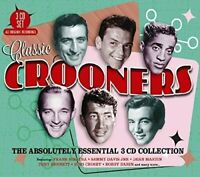 Classic Crooners - The Absolutely Essential 3 CD Collection