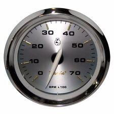 Faria Kronos Tachometer 0-7k RPM Gauge 39005 UNIVERSAL Yamaha Johnson Mercury MD