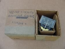1942 46 47 48 Desoto Deluxe Custom S10 S11 NOS MoPar AMMETER AMP GAUGE #1154294
