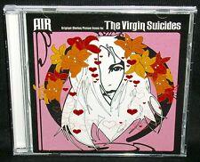 AIR - THE VIRGIN SUICIDES - ORIG 2000 OZ RELEASE/OST/SUPERB ALBUM!/EX+