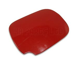 Renault Clio III MK3 (05-13) Fill-In Fuel Flap Cover 8200290088 Volcano Red D75