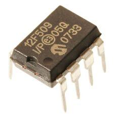 PIC12F509-I/P 8-Bit-Mikrocontroller 4MHz 1024x12 Bit FLASH 6 I/O DIP8
