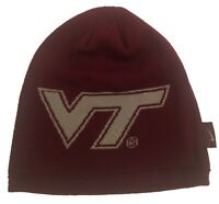Nike Viginia Tech NCAA Cuffed & Knit Beanie Hat