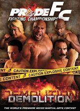 PRIDE FC - DEMOLITION (DVD)