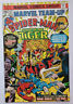 Marvel Team-Up #40 1975 Spider-Man Sons Of The Tiger comic book FN/VF