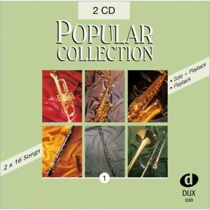 Doppel-CD Popular Collection 1 DUX-Verlag D1110