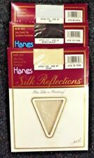 VTG NIP Hanes Silk Reflections, Control Top & Silky Sheer, Mixed lot, SZ EF