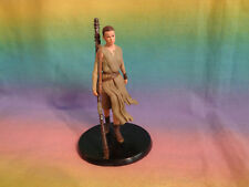 Disney Store Star Wars The Force Awakens Rey PVC Figure / Cake Topper