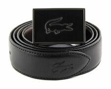 Reversible Belt Elegance LACOSTE uomo W90
