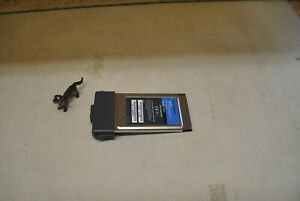 LinkSys Model PCM100 Etherfast 10/100 Integrated PC Card. FREE SHIPPING