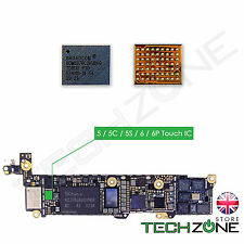 U12/U2301 Blanco Digitalizador Táctil BCM5976C1KUB6 IC para iPhone 5 C Iphone 5S & se