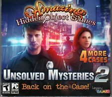 GOLDEN TRAILS 3 The Guardian's Creed + REALITY SHOW Hidden Object 4 PACK NEW